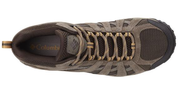 Columbia Redmond Sko Herrer Mid WP brun
